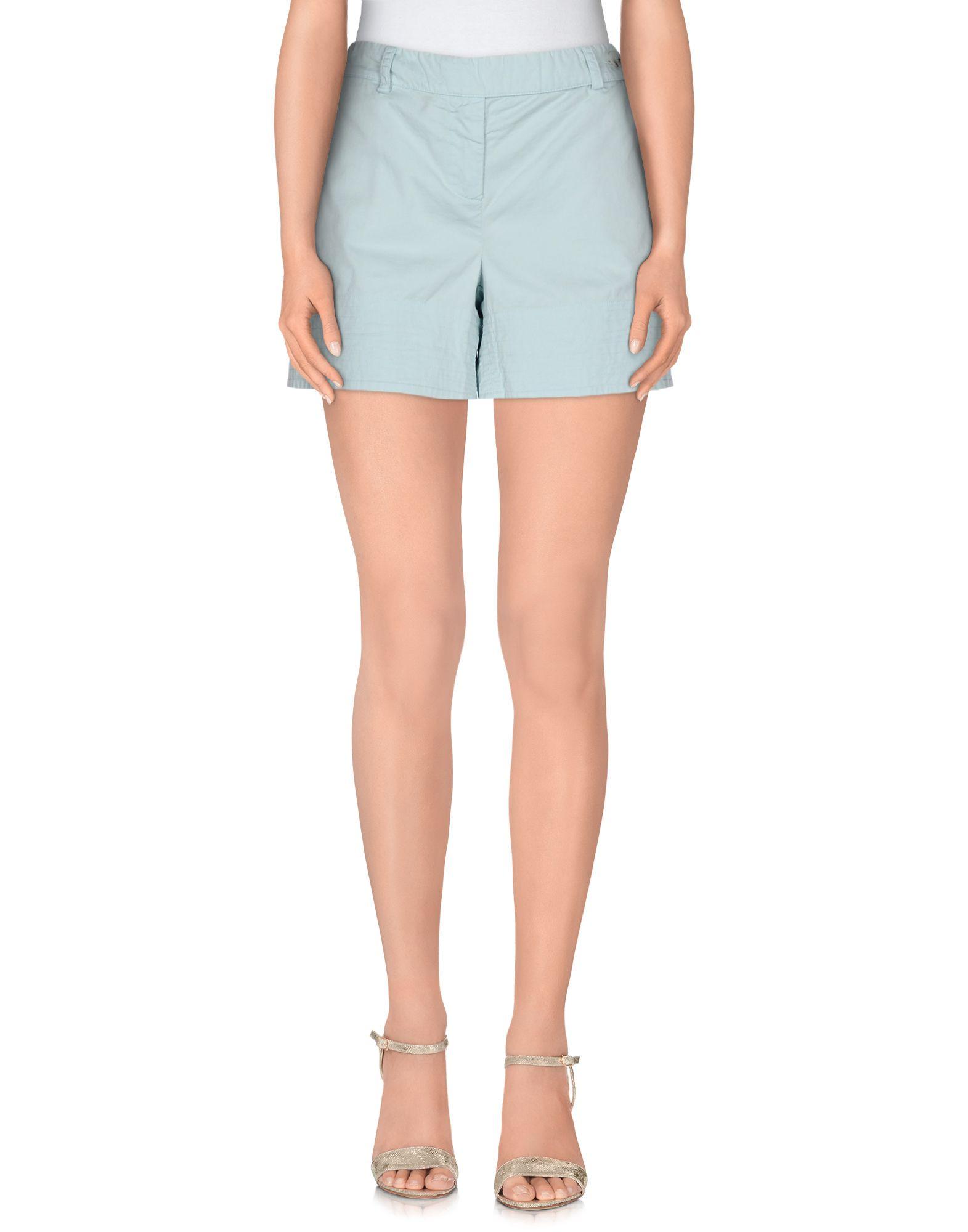 MANILA GRACE DENIM Повседневные шорты цены онлайн