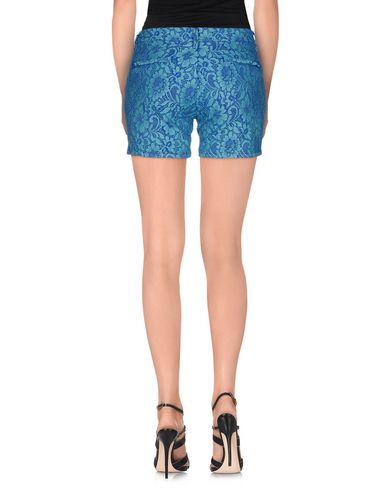 Фото 2 - Повседневные шорты от BASICON синего цвета