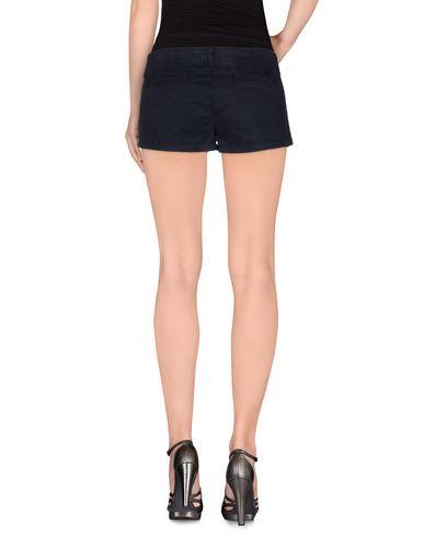 Фото 2 - Повседневные шорты от ATELIER FIXDESIGN темно-синего цвета