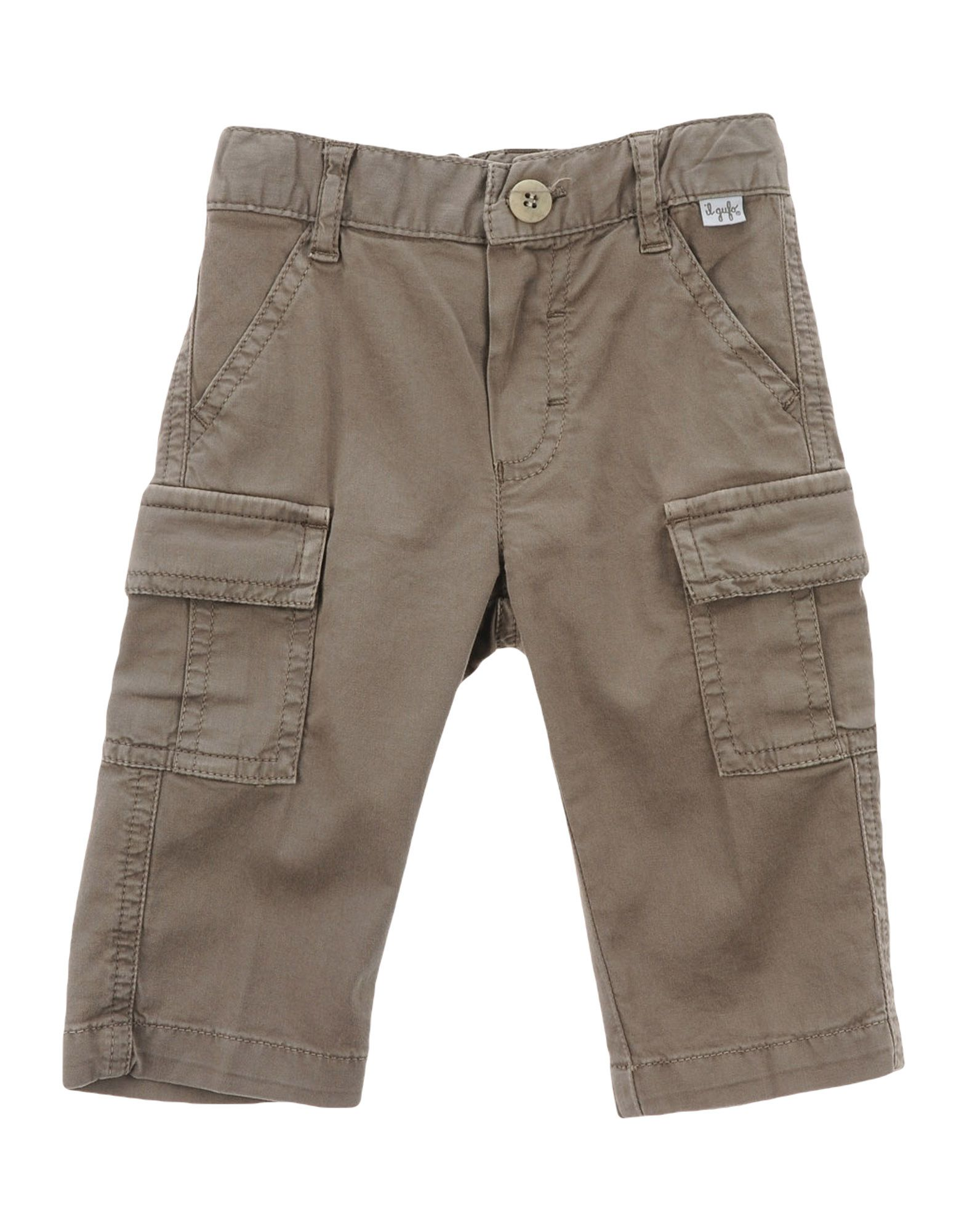 IL GUFO Повседневные брюки il gufo повседневные шорты