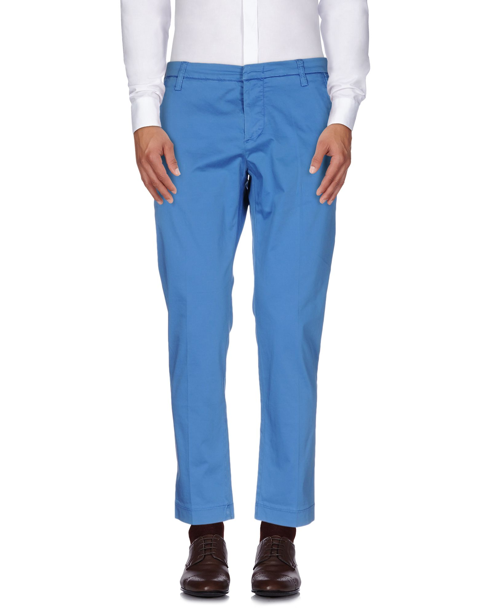 ENTRE AMIS Повседневные брюки amis zm3m