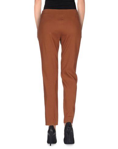 Фото 2 - Повседневные брюки от JO NO FUI цвет какао