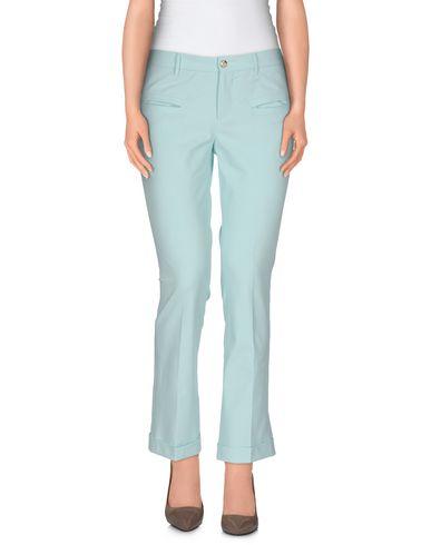 Фото - Повседневные брюки от PT0W светло-зеленого цвета