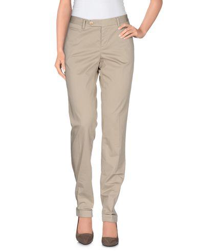 Фото - Повседневные брюки от PT0W бежевого цвета
