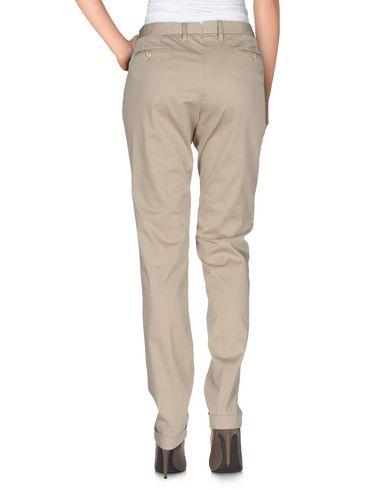 Фото 2 - Повседневные брюки от PT0W бежевого цвета