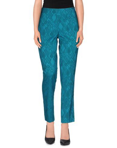 Фото - Повседневные брюки от PT0W цвет цвет морской волны