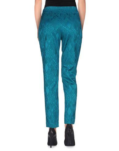 Фото 2 - Повседневные брюки от PT0W цвет цвет морской волны