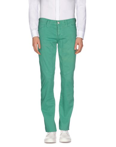Фото - Повседневные брюки от 9.2 BY CARLO CHIONNA изумрудно-зеленого цвета