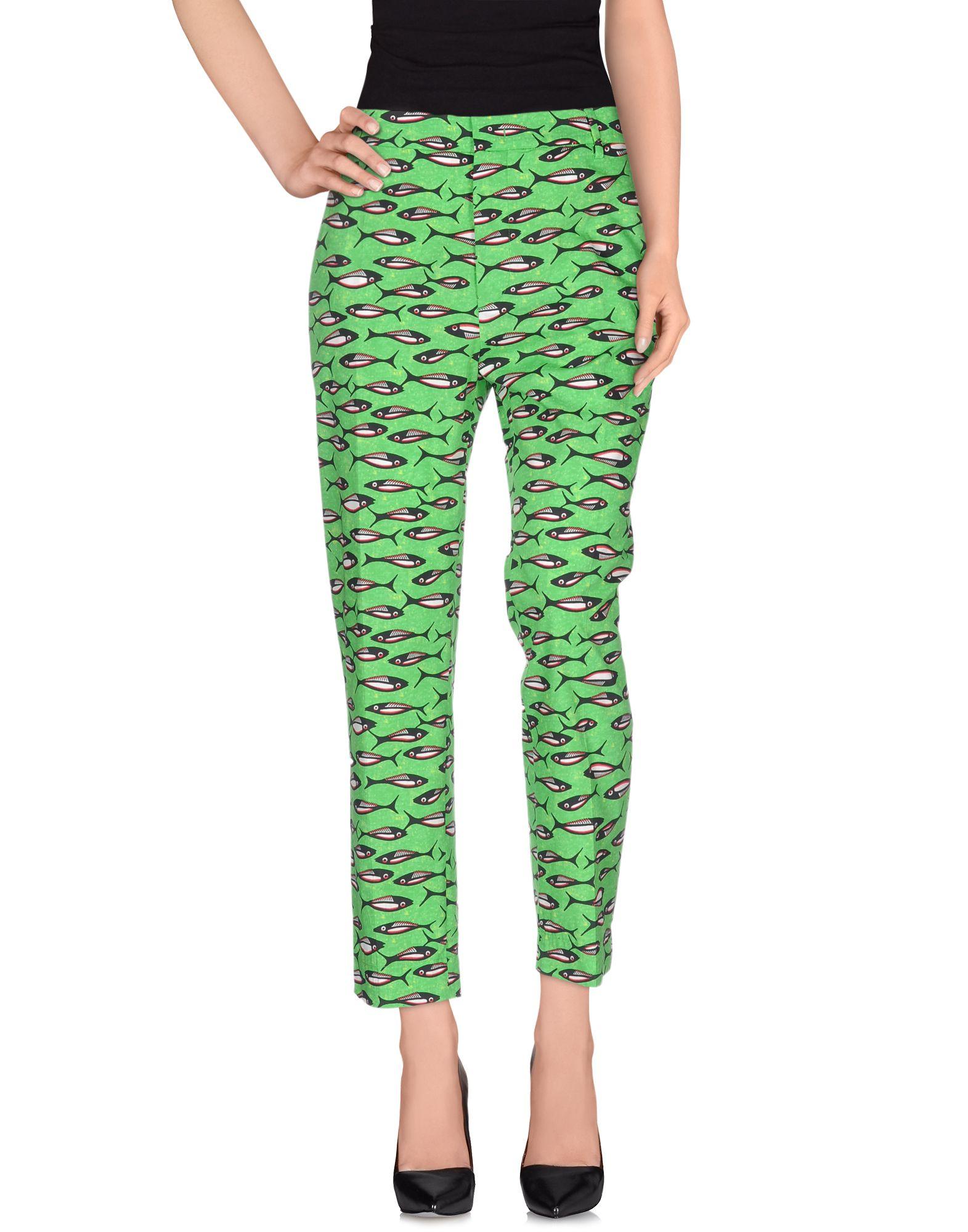 STELLA JEAN Damen Hose Farbe Grün Größe 5