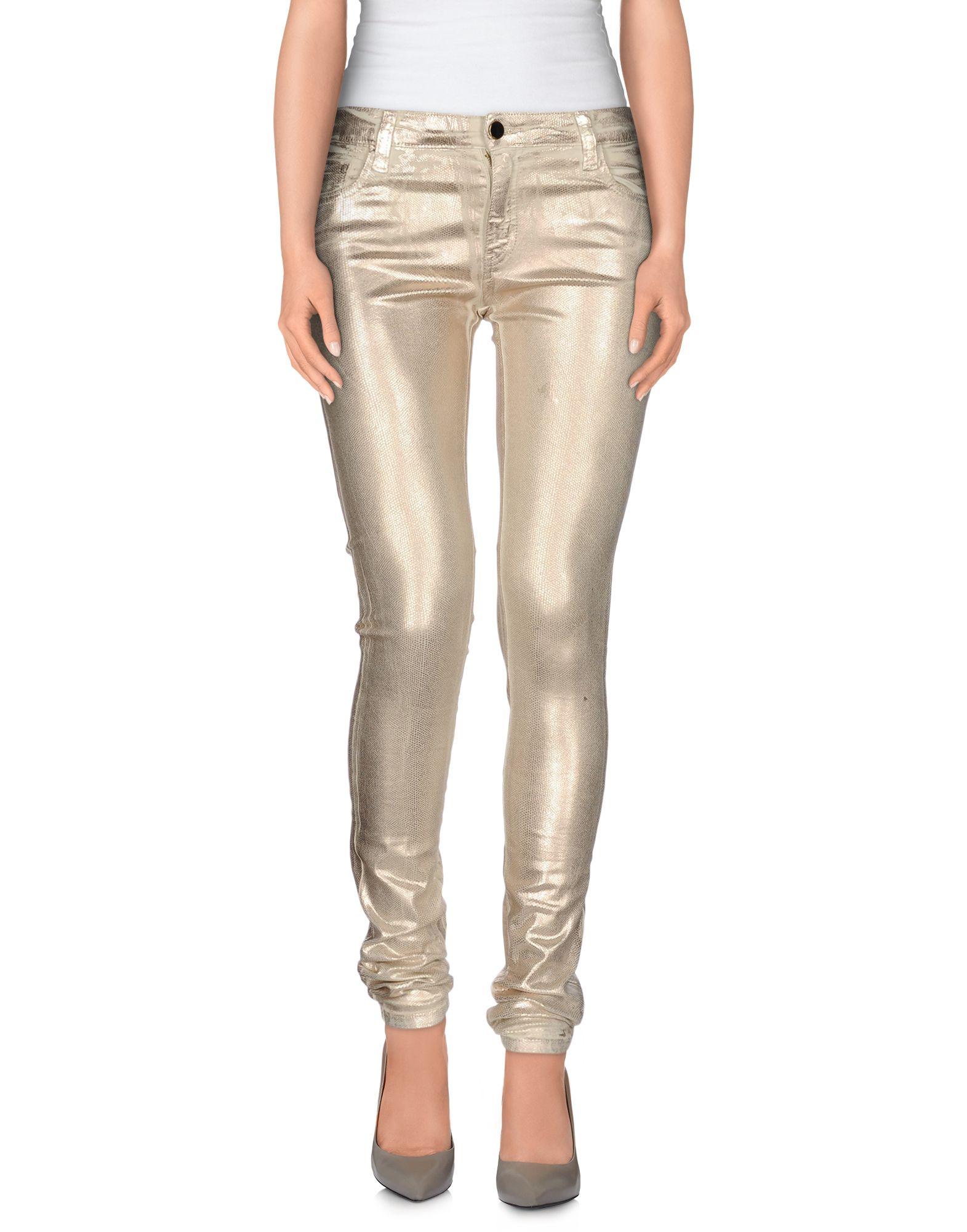 где купить 75 FAUBOURG Повседневные брюки по лучшей цене