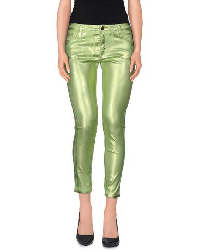 Джинсовые брюки-капри от 75 FAUBOURG