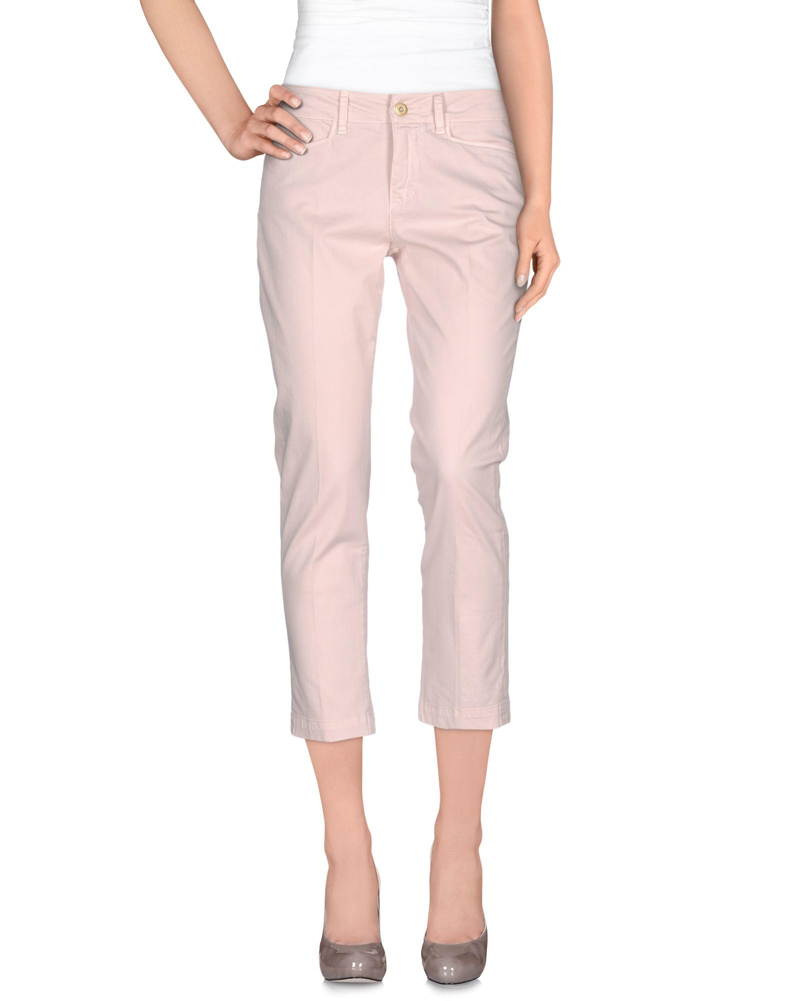 SHAFT DELUXE Damen Hose Farbe Hellrosa Größe 8