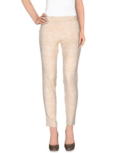 Фото - Повседневные брюки от NINEMINUTES бежевого цвета
