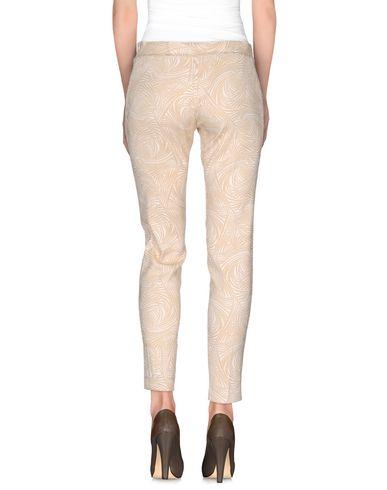 Фото 2 - Повседневные брюки от NINEMINUTES бежевого цвета