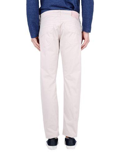 Фото 2 - Повседневные брюки от SIVIGLIA светло-розового цвета