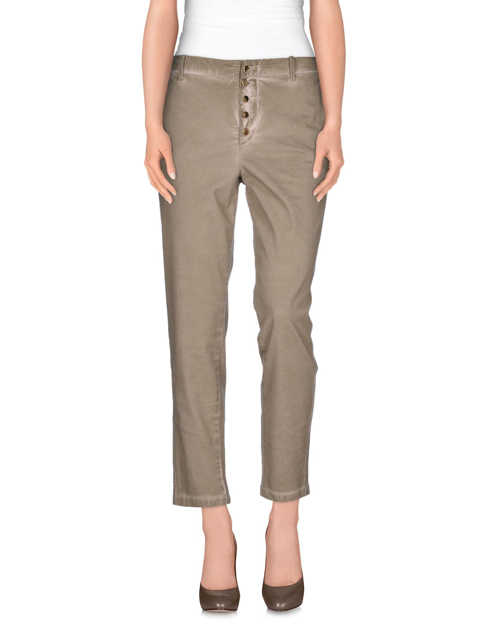 MET & FRIENDS Повседневные брюки брюки met брюки с карманами
