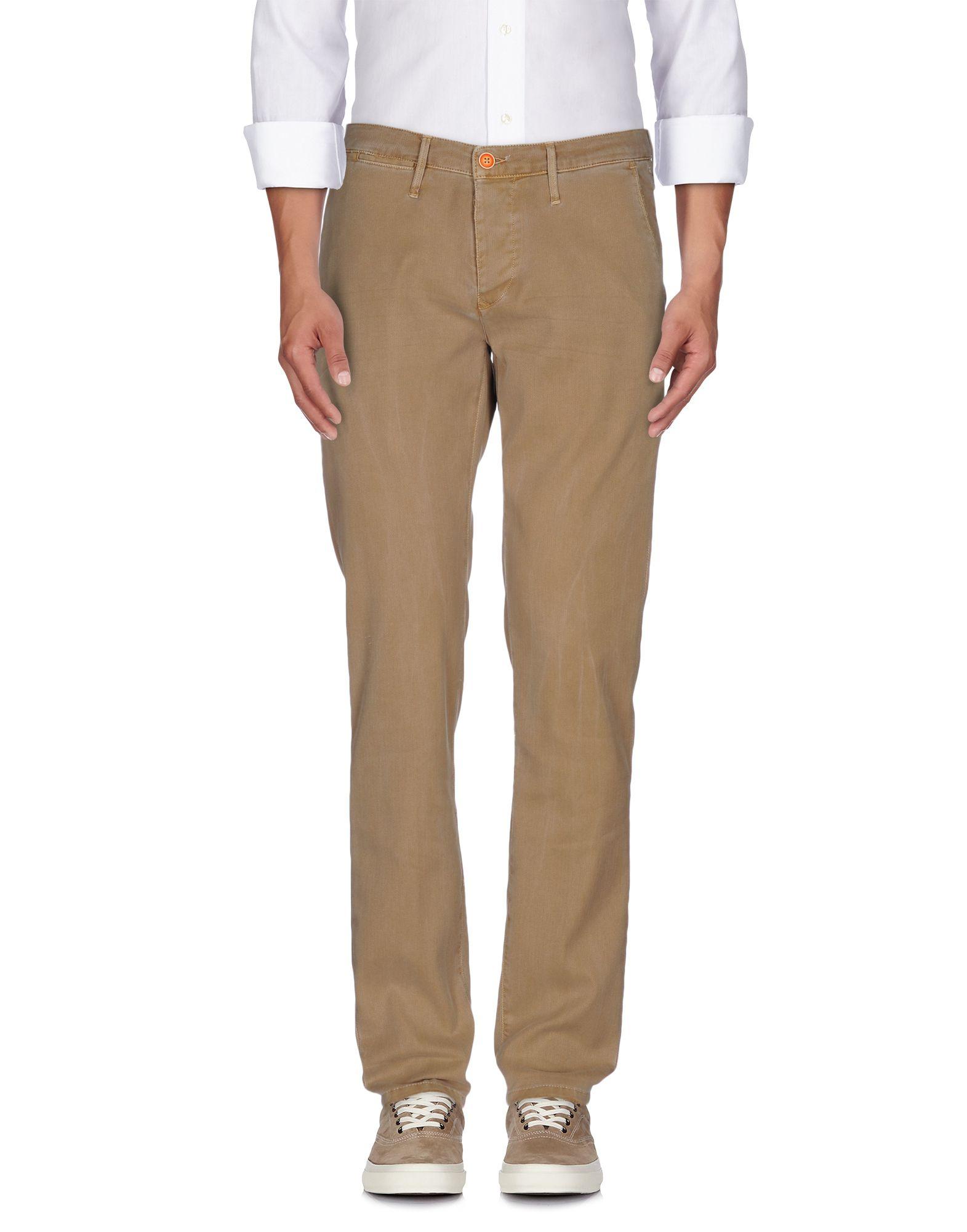 0/ZERO CONSTRUCTION Повседневные брюки construction