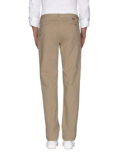 Фото 2 - Повседневные брюки от CLUB DES SPORTS бежевого цвета