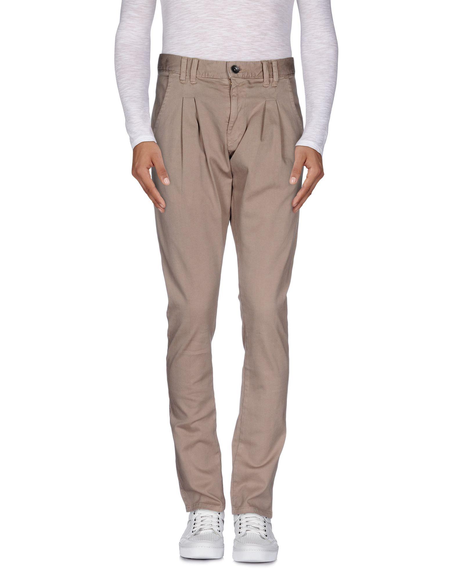 где купить DR. DENIM JEANSMAKERS Повседневные брюки по лучшей цене