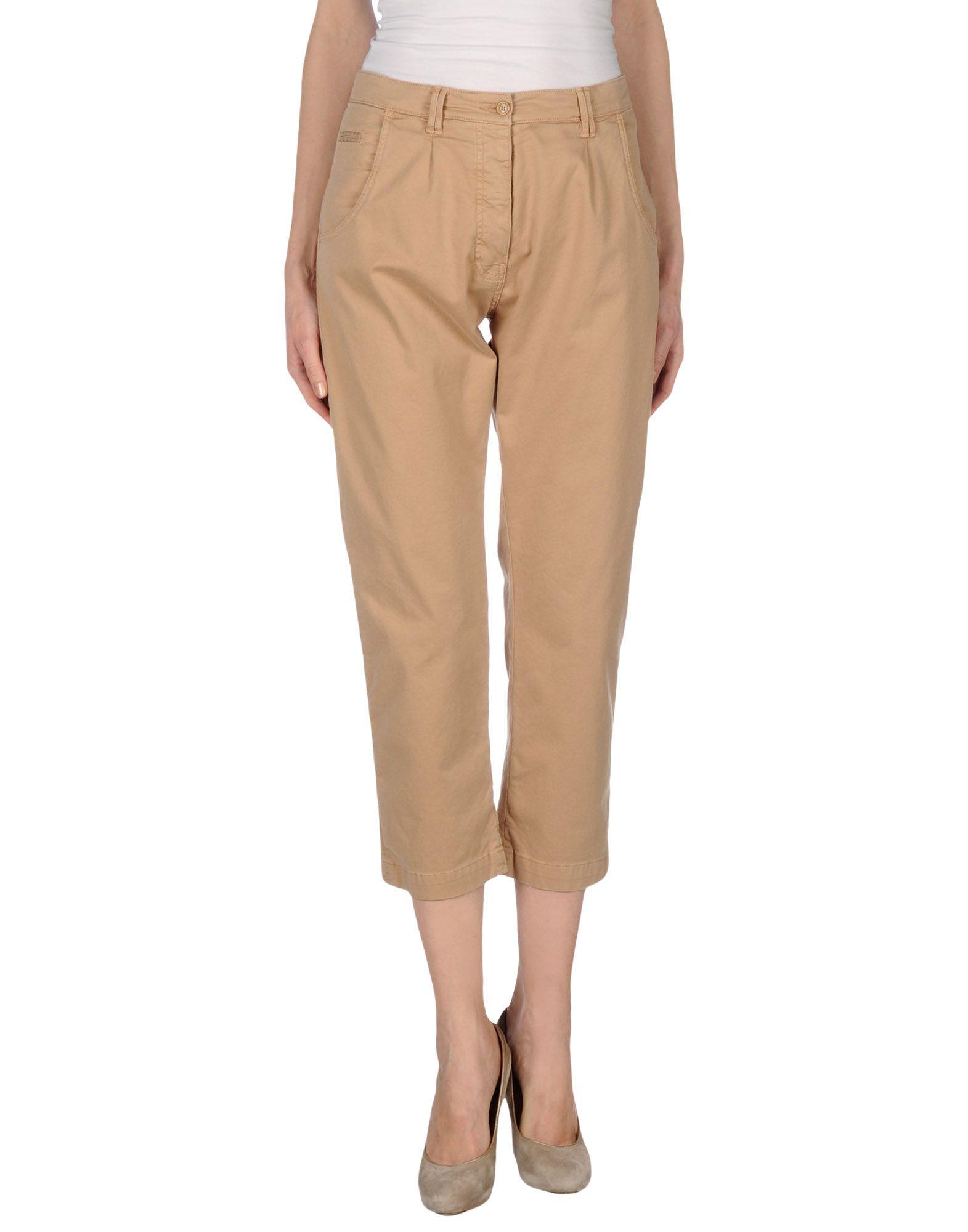 MASSIMO REBECCHI Повседневные брюки alpha massimo rebecchi платье длиной 3 4