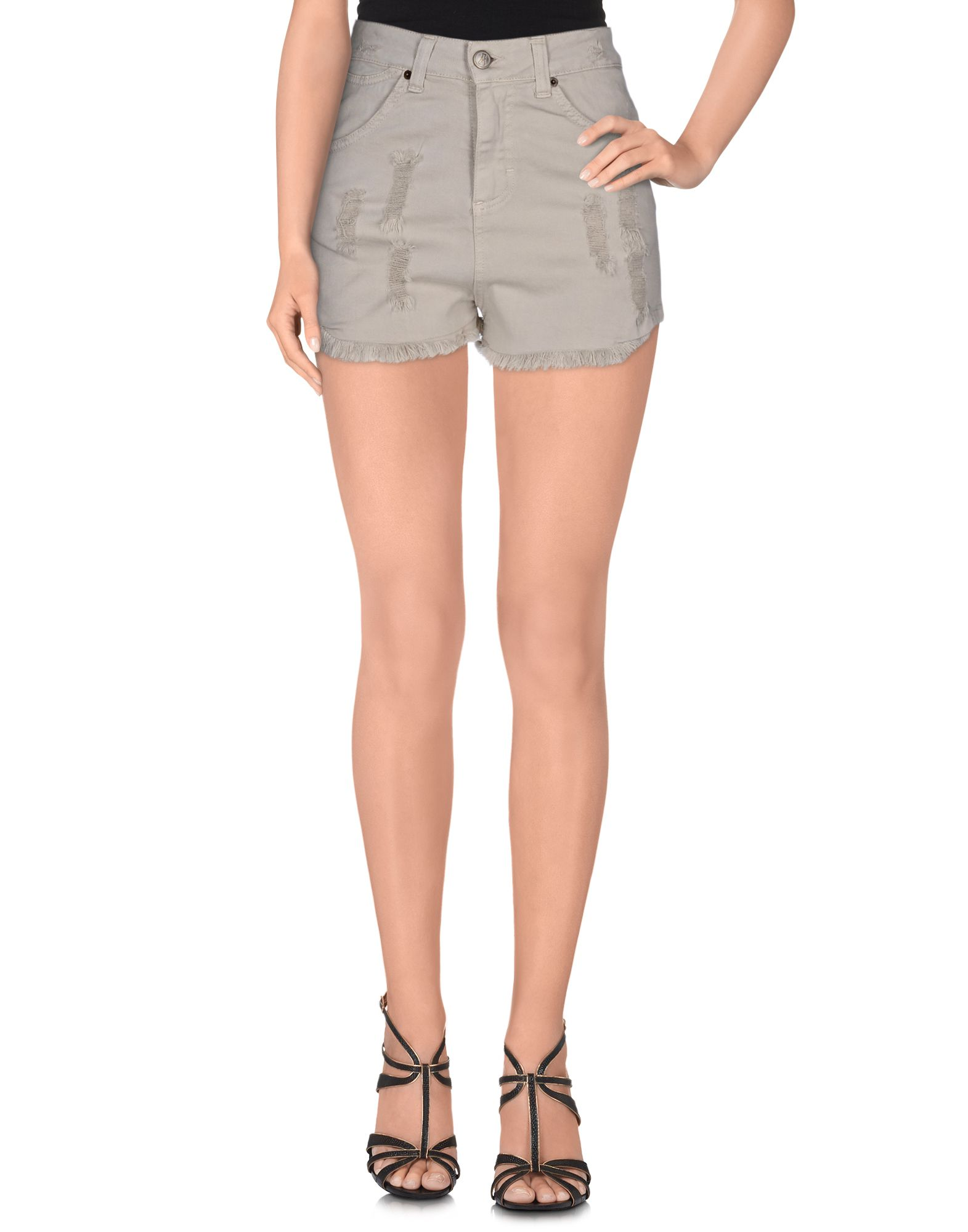 ANIYE BY Damen Shorts Farbe Grau Größe 4