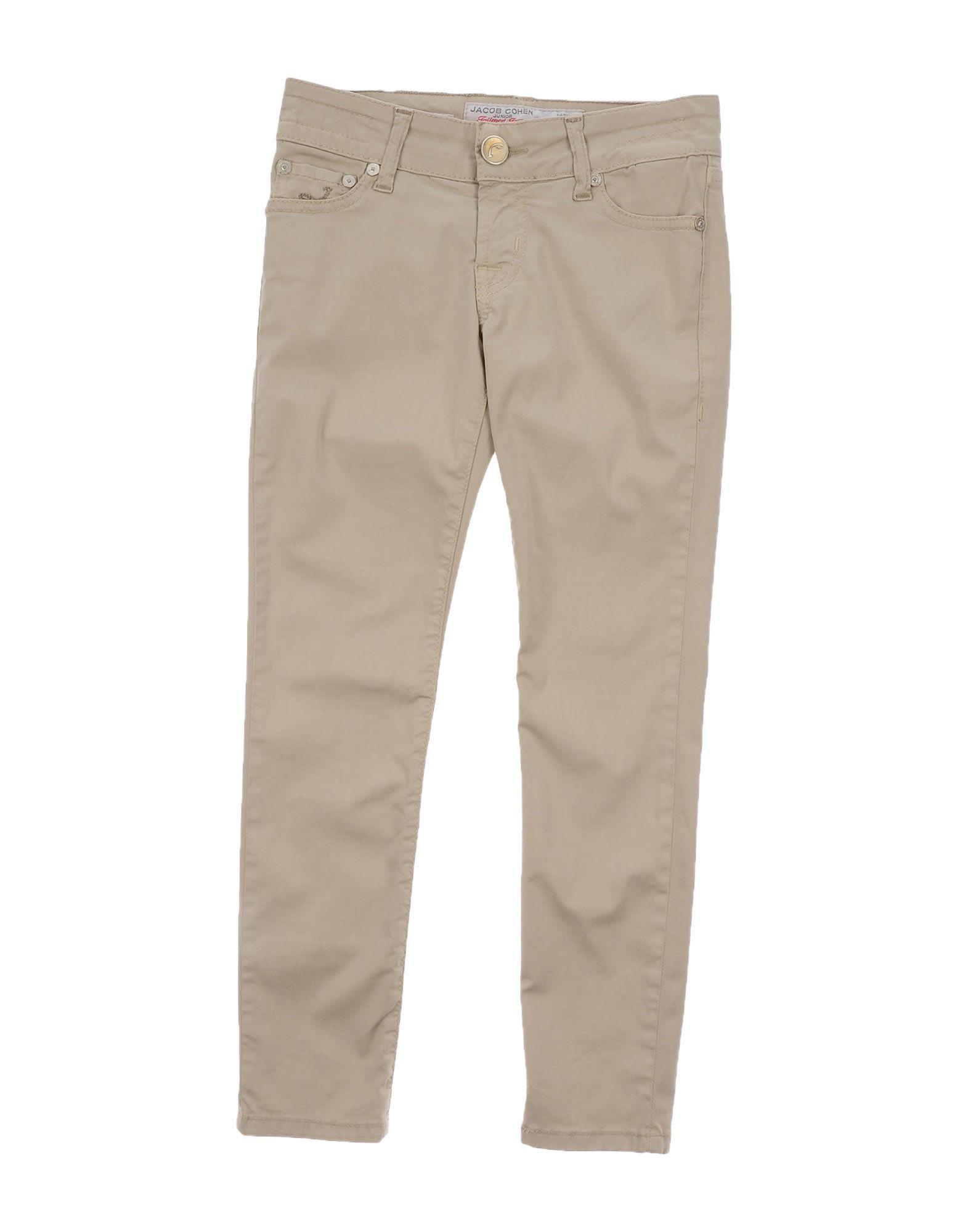 JACOB COHЁN JUNIOR Casual pants