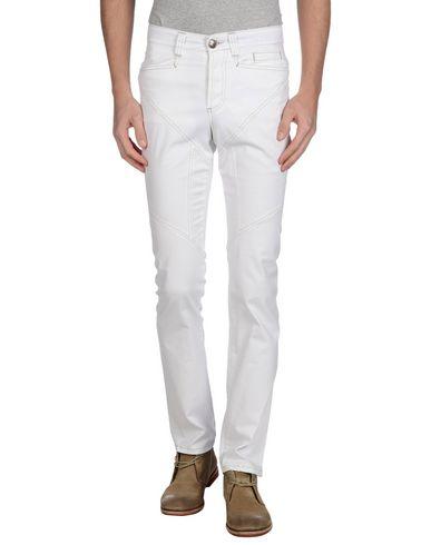 Фото - Повседневные брюки от 9.2 BY CARLO CHIONNA белого цвета