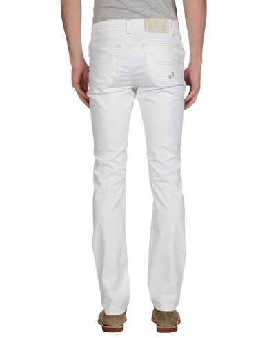 Фото 2 - Повседневные брюки от 9.2 BY CARLO CHIONNA белого цвета