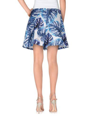 Фото 2 - Повседневные шорты от GAëLLE Paris лазурного цвета