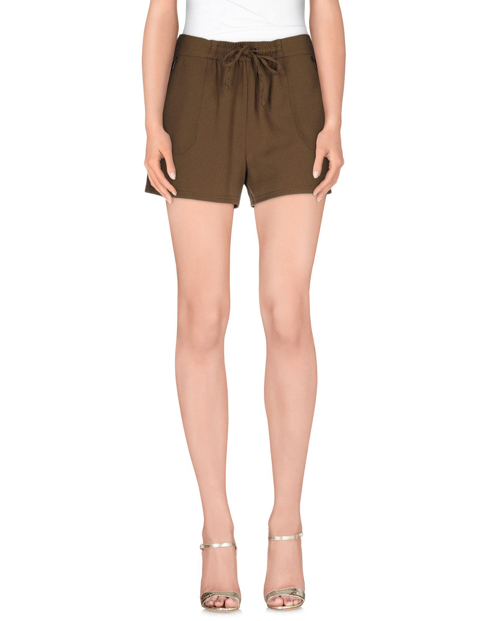 DEBY DEBO Damen Shorts Farbe Khaki Größe 6