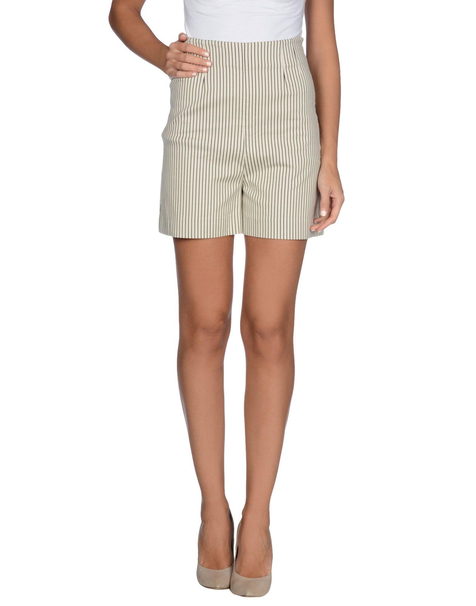 PAOLO ERRICO Damen Shorts Farbe Beige Größe 3