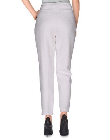 Фото 2 - Повседневные брюки от DARLING London белого цвета