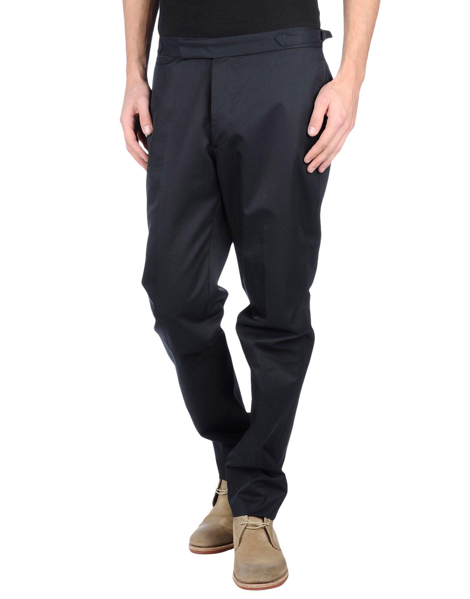 OFFICINE GENERALE Повседневные брюки