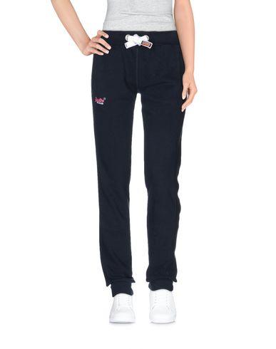 SUPERDRY Damen Hose Dunkelblau Größe S 80% Baumwolle 20% Polyester