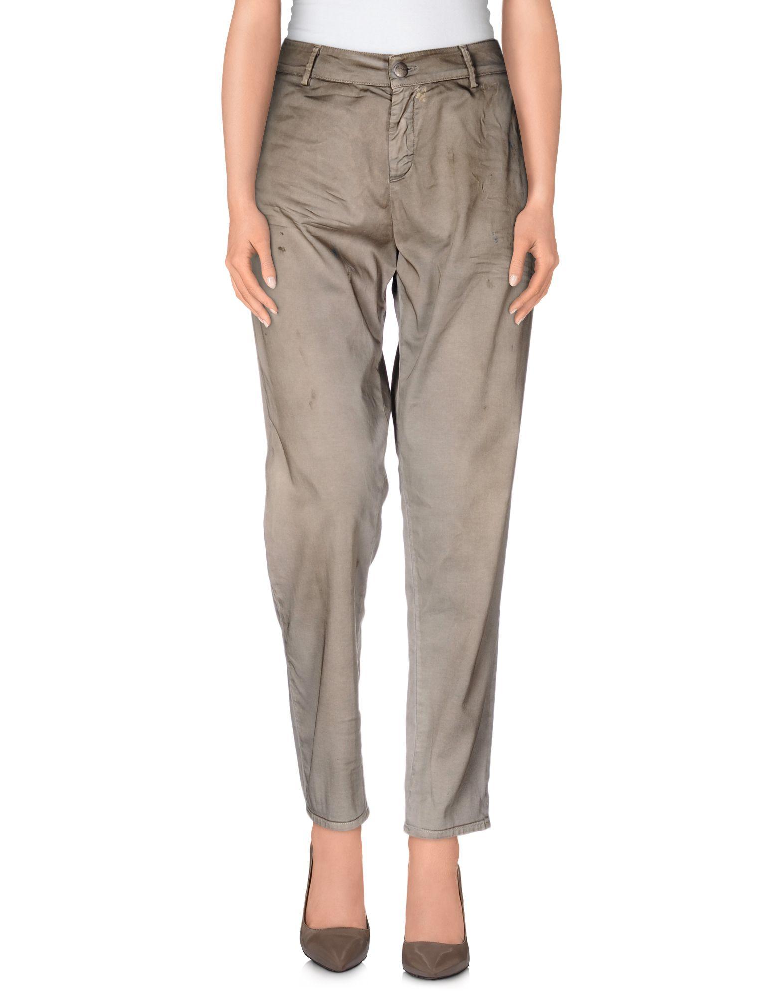 MISS SIXTY Повседневные брюки сапоги miss sixty сапоги высокие