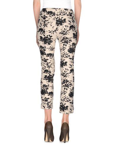 Фото 2 - Повседневные брюки от EGGS бежевого цвета