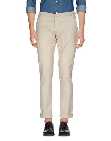 Купить Повседневные брюки от ENTRE AMIS светло-серого цвета