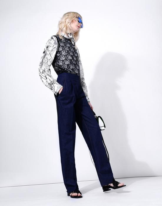 DENIM - Pantalons en jeanEmilio Pucci 100% Authentiques En Ligne AJxPfL5x