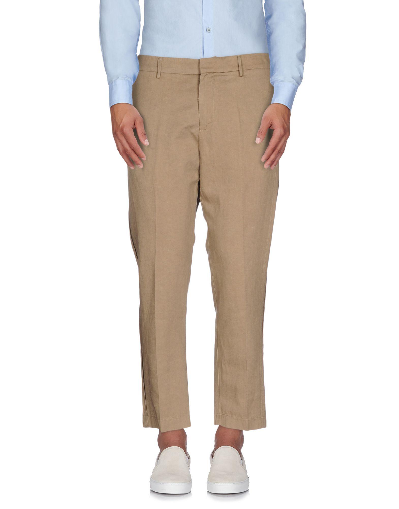 MASTER COAT Повседневные брюки
