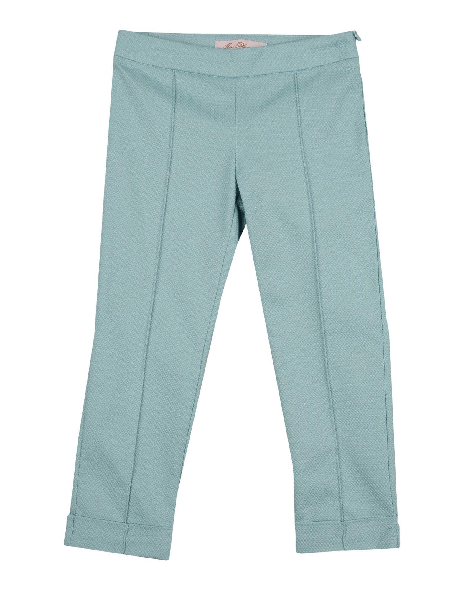 MISS BLUMARINE Повседневные брюки blumarine брюки с принтом