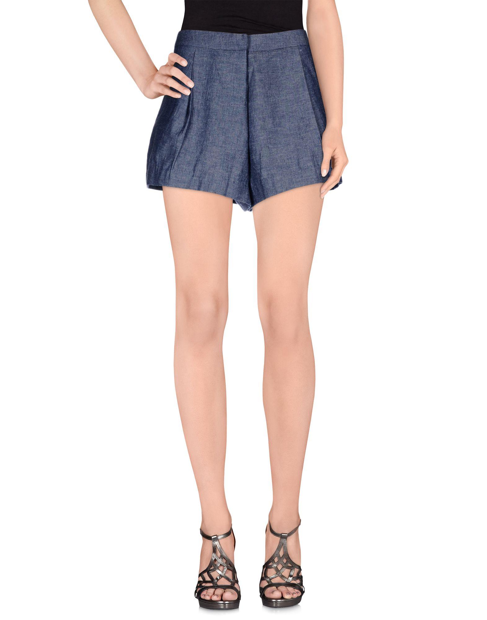 ELLE SASSON Повседневные шорты elle sasson джинсовая верхняя одежда