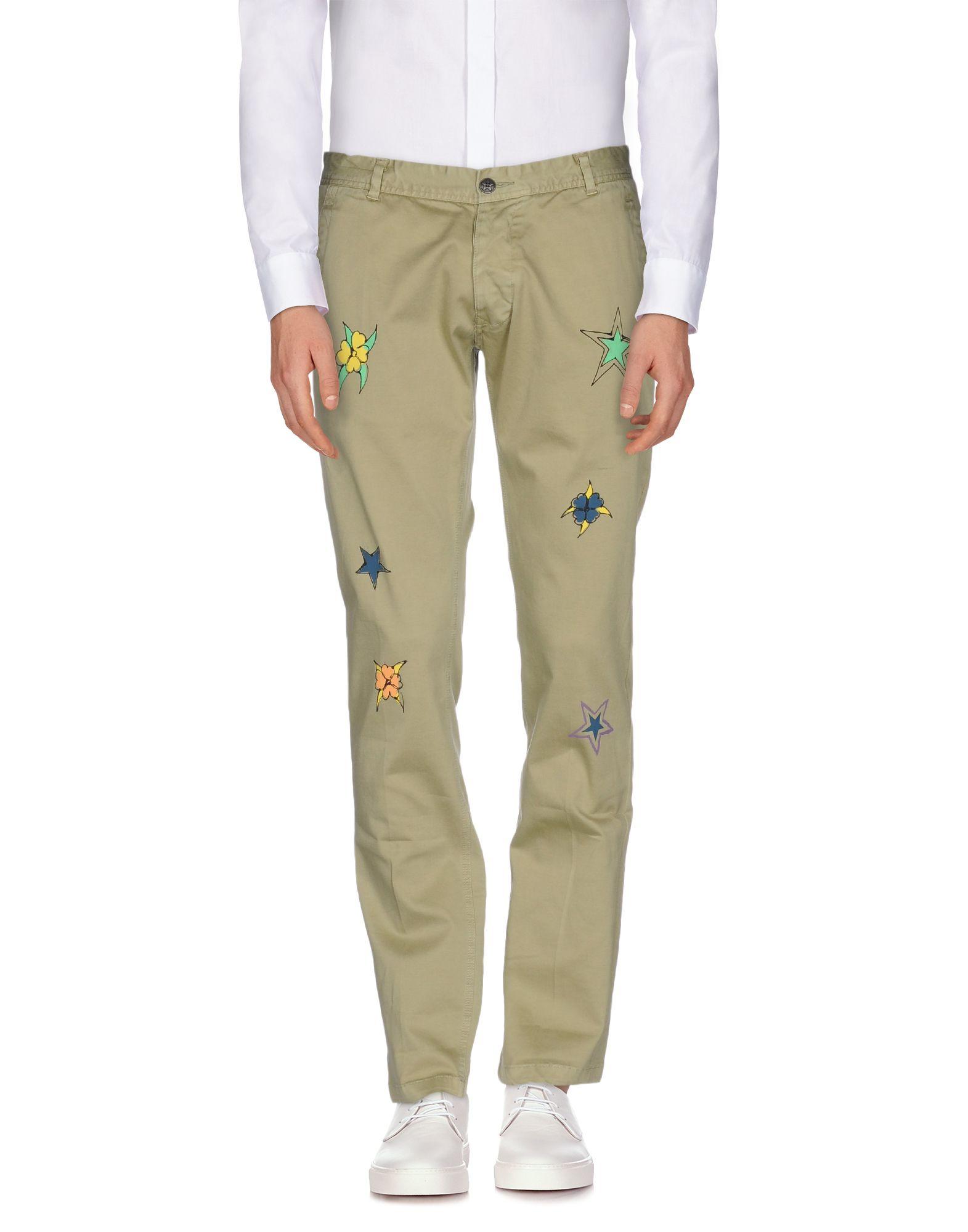 MACCHIA J Повседневные брюки