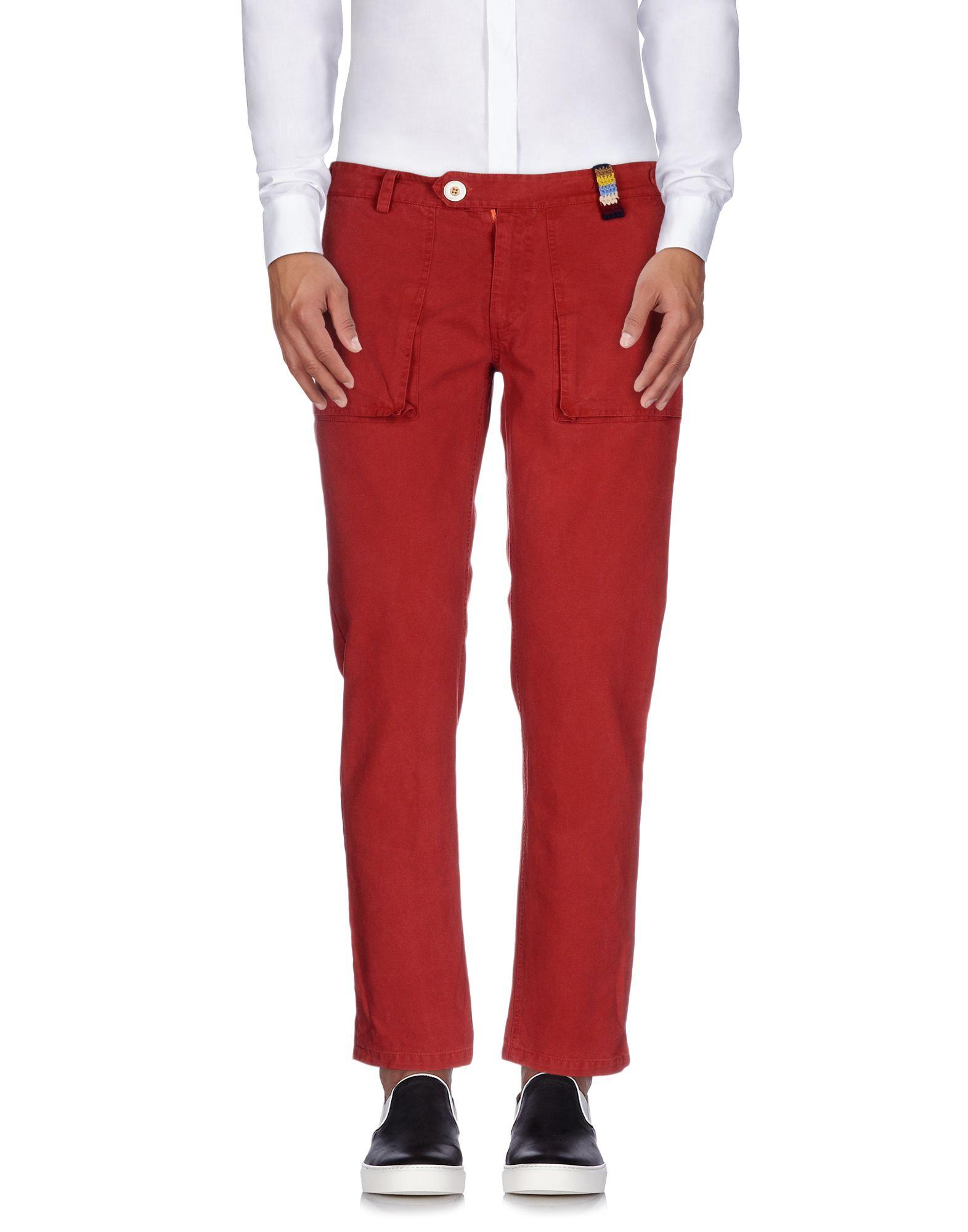 MOLO ELEVEN Повседневные брюки
