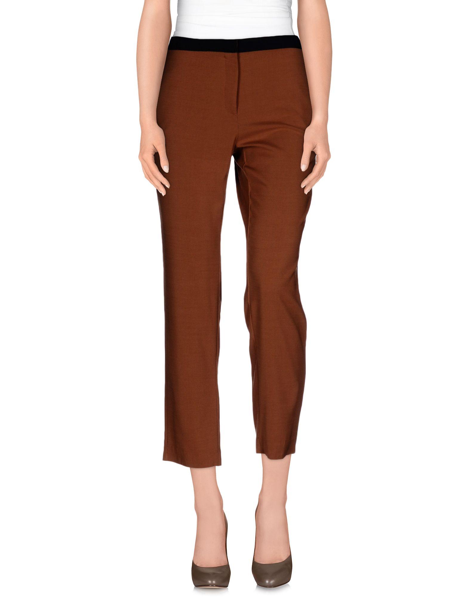 ANIYE BY Damen Hose Farbe Braun Größe 5