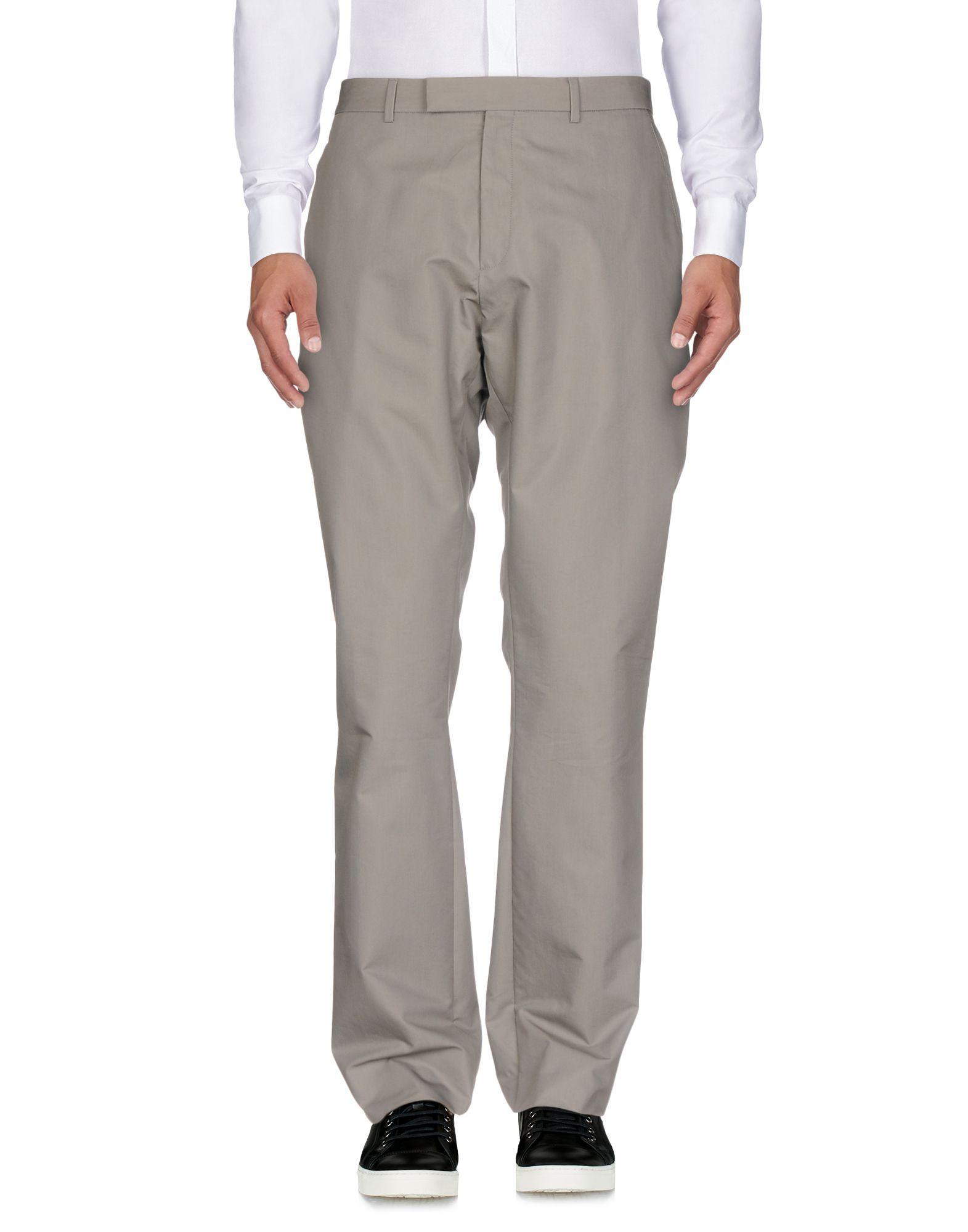 DIOR HOMME Повседневные брюки dior homme шарф