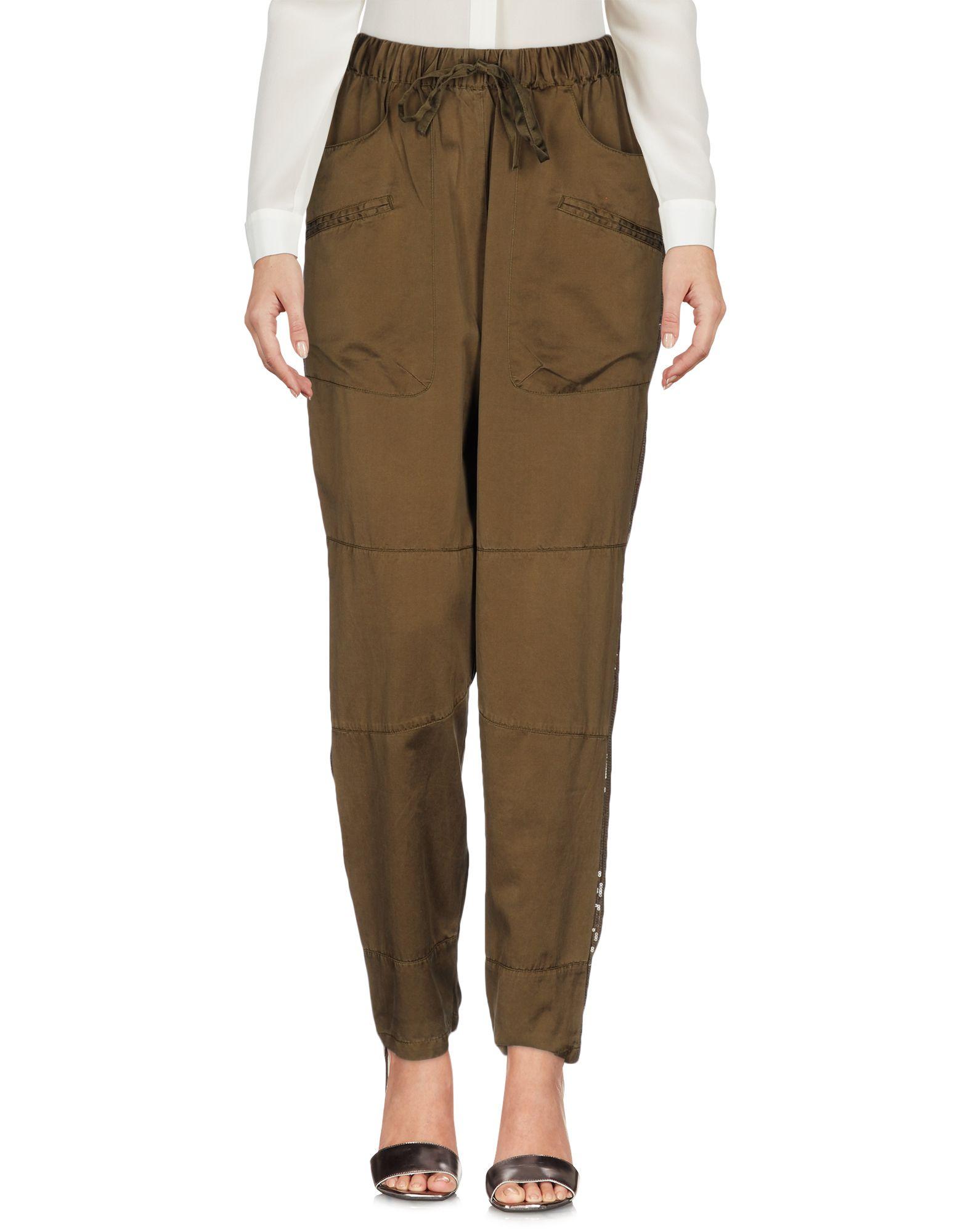 TWIN-SET Simona Barbieri Повседневные брюки брюки спортивные twin set simona barbieri twin set simona barbieri tw005ewzly14