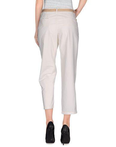 Фото 2 - Повседневные брюки от TWIN-SET JEANS белого цвета