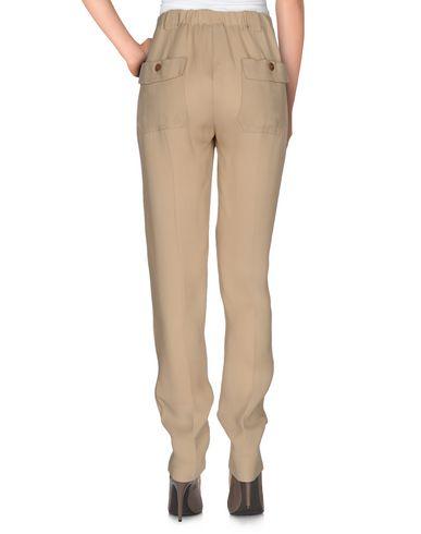 Фото 2 - Повседневные брюки от TWINSET цвет песочный