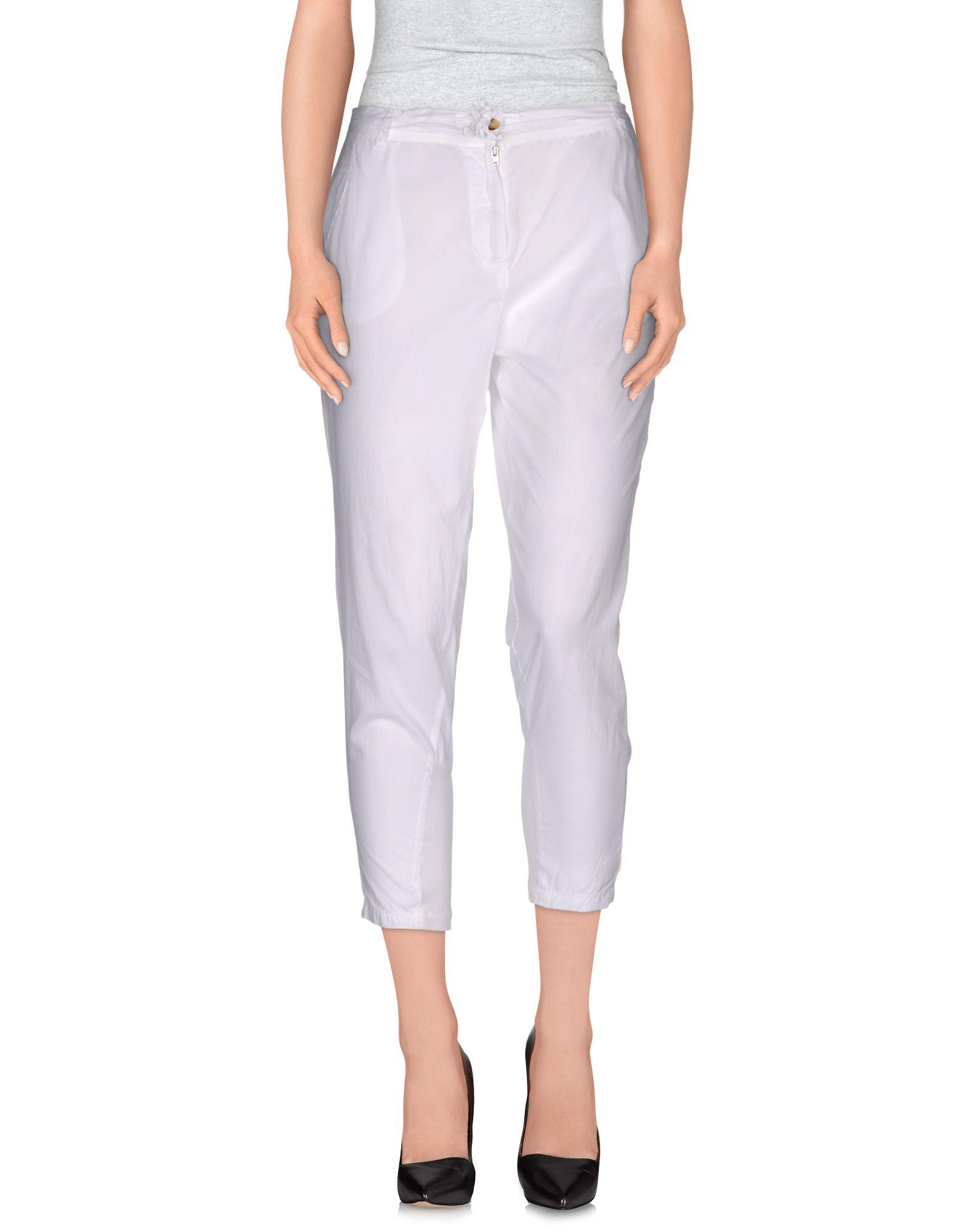 ANIYE BY Damen Hose Farbe Weiß Größe 5
