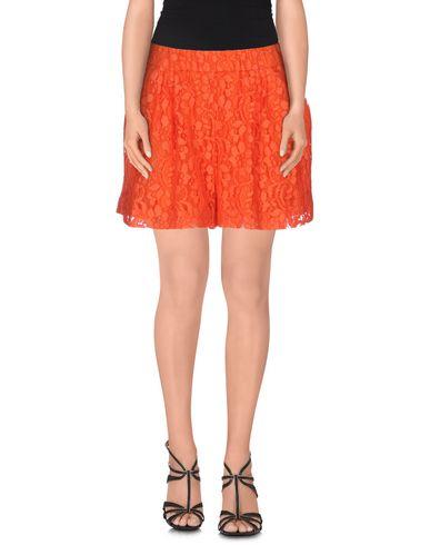 Фото - Повседневные шорты от MSGM оранжевого цвета